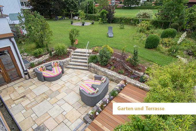Garten und Terrasse | Hotel Schropp – 3 Sterne Superior Wellness ...